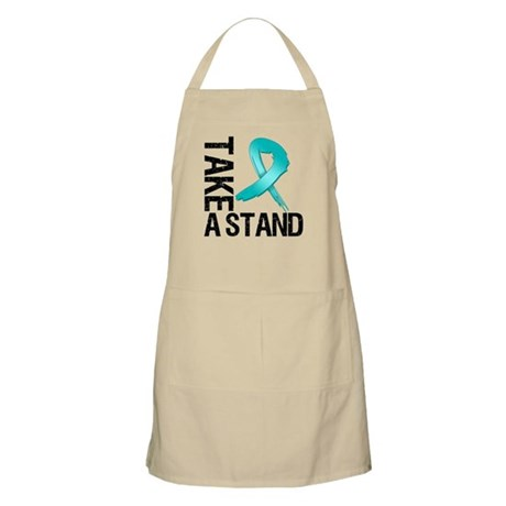 PCOS Take A Stand Apron