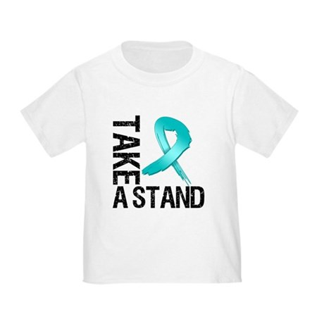 PCOS Take A Stand Toddler T-Shirt
