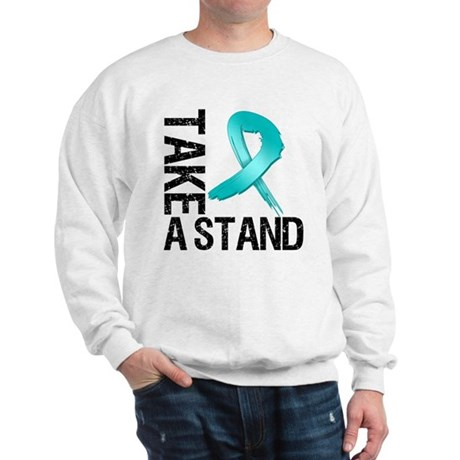 PCOS Take A Stand Sweatshirt