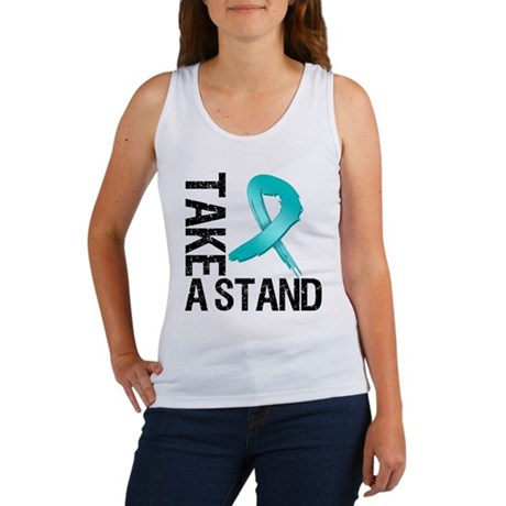 PCOS Take A Stand Women's Tank Top