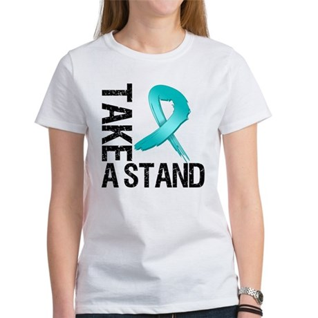 PCOS Take A Stand Women's T-Shirt