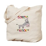 Donkey Tote Bag