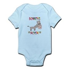 Donkey Infant Bodysuit