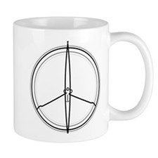 Row4Peace Small Mug
