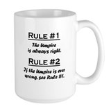 Umpire Coffee Mug