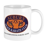 Tiger Karate Club Officers Small Mug