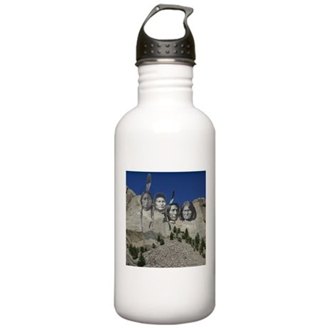 Native Mt. Rushmore Stainless Water Bottle 1.0L