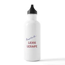 Lenni Lenape Water Bottle
