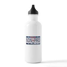 Texas NDN Pride Water Bottle