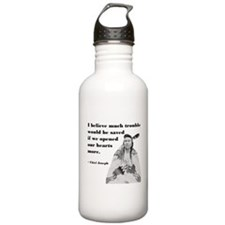 Open Hearts Water Bottle