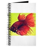 <b>Red Crowntail Betta</b> Journal