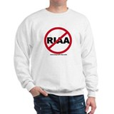 Boycott-RIAA Sweatshirt