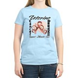 Uterine Cancer Awareness T-Shirt