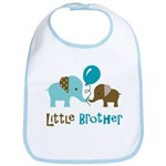 Little Brother - Mod Elephant Bib