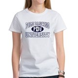 POLE DANCING UNIVERSITY FUNNY Tee