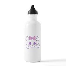 Girlie Goth Water Bottle
