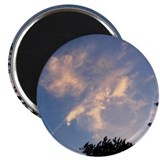 "EAGLE IN THE CLOUDS 2.25"" Magnet (10 pack)"