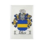 Tellesio Coat of Arms Rectangle Magnet (100 pack)