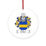 Tellesio Coat of Arms Ornament (Round)