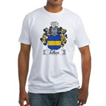 Tellesio Coat of Arms Fitted T-Shirt