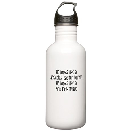 Pink Nightmare Stainless Water Bottle 1.0L