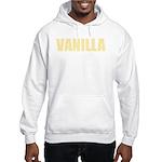 Vanilla Hooded Sweatshirt
