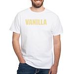 Vanilla White T-Shirt