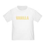 Vanilla Toddler T-Shirt