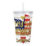 Born in the USA Thermos can cooler