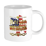 Born in the USA Thermos Food Jar
