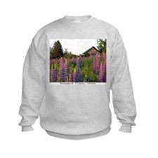 Reach road lupines Sweatshirt