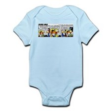 0213 - Concentrate and focus Infant Bodysuit