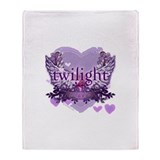 Twilight Forever by Twidaddy.com Throw Blanket