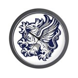 Funny Griffin Wall Clock