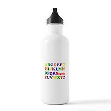Sophia - Alphabet Water Bottle