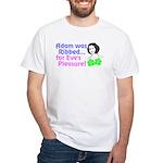 Eve's Pleasure Tagless T-Shirt (W)