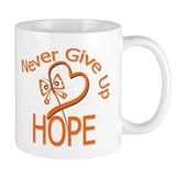 MultipleSclerosis NeverGiveUp Small Mug