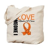 Multiple Sclerosis NeedsACure Tote Bag