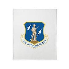 Air Guard Throw Blanket