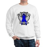 Colon Cancer Warrior Sweatshirt