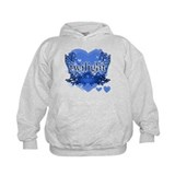 Twilight Midnight Blue Hoodie