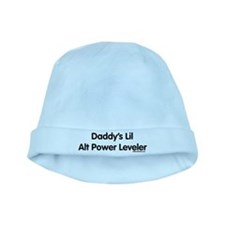 Alt Power Leveler baby hat