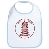 Chinese Takeout Box Bib
