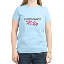 Running never looked so Milfy T-Shirt