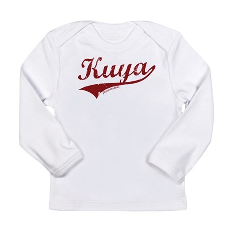 Kuya Long Sleeve Infant T-Shirt