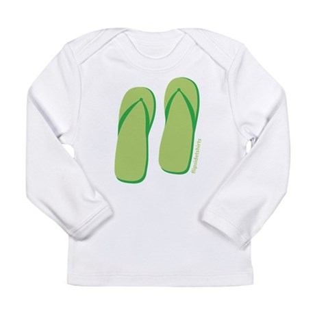 Tsinelas v2 Long Sleeve Infant T-Shirt