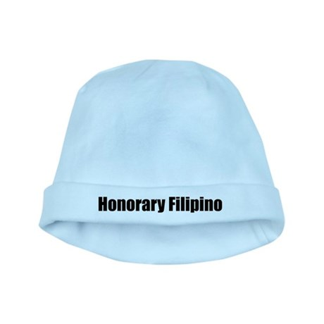 Honorary Filipino baby hat