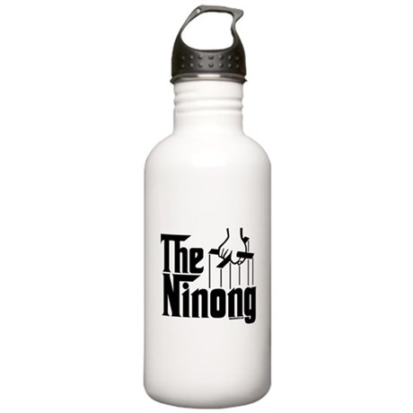 The Ninong Stainless Water Bottle 1.0L