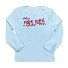 Enjoy Halo Halo Long Sleeve Infant T-Shirt