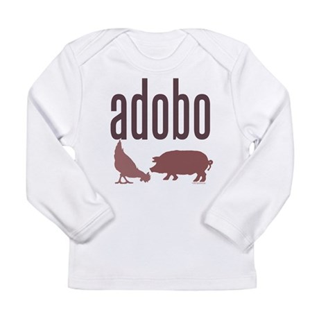 Adobo Long Sleeve Infant T-Shirt